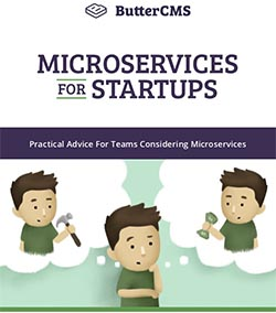 Microservices for Startups ebook